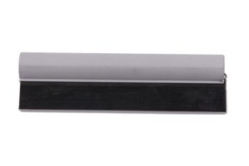 Black-tube-squeegee-9in