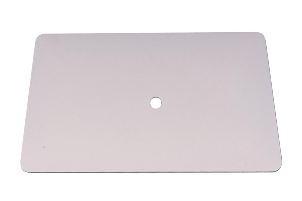 Teflon-hard-card-white-6-in
