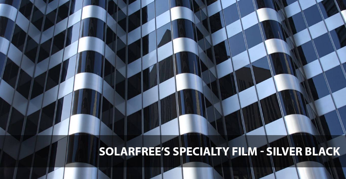 Specialty Solarfree Window Film